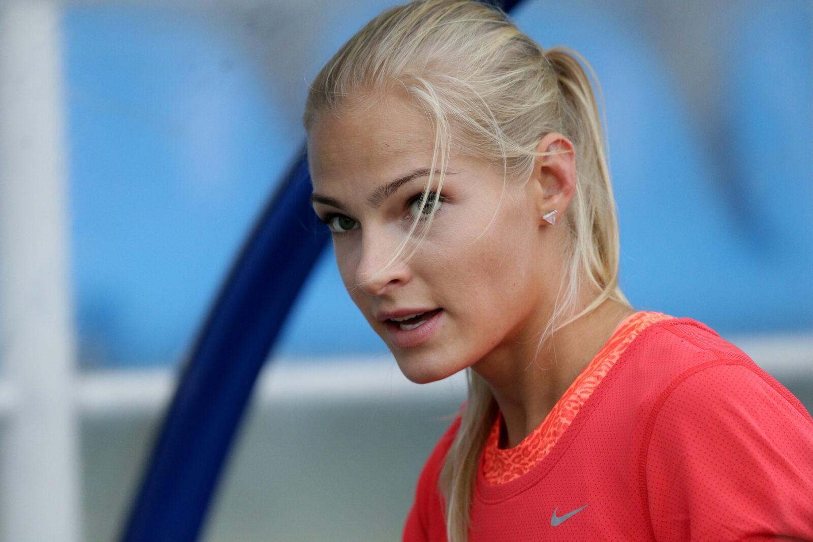 Известная спортсменка из Твери Дарья Клишина рассказала, сколько денег нужно в месяц для нормальной жизни