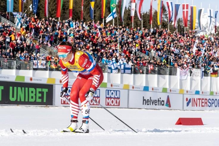 Уроженка Твери Наталья Непряева возглавила общий зачет «Тур де Ски»