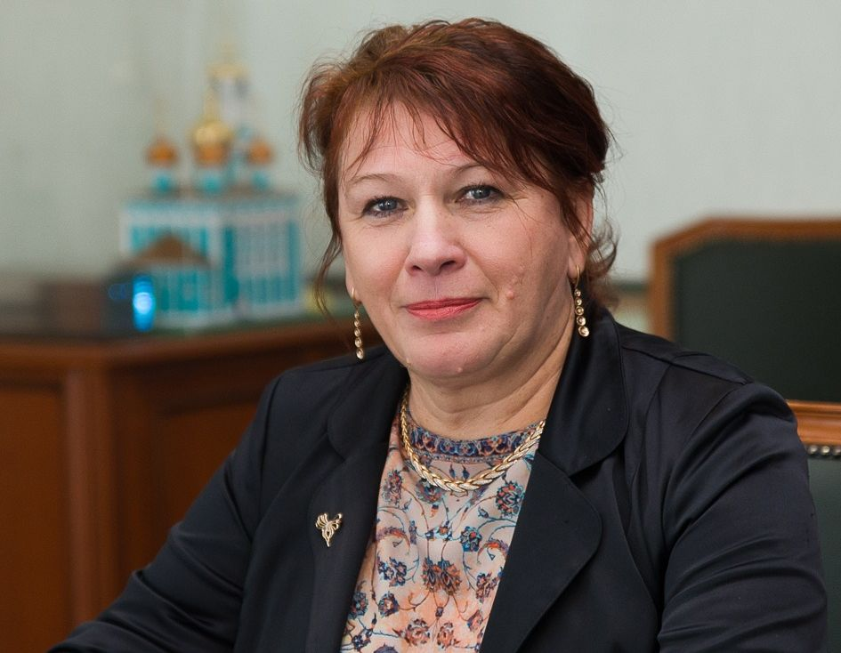 Наталья Рощина: Спасибо жителям города и всех поселений
