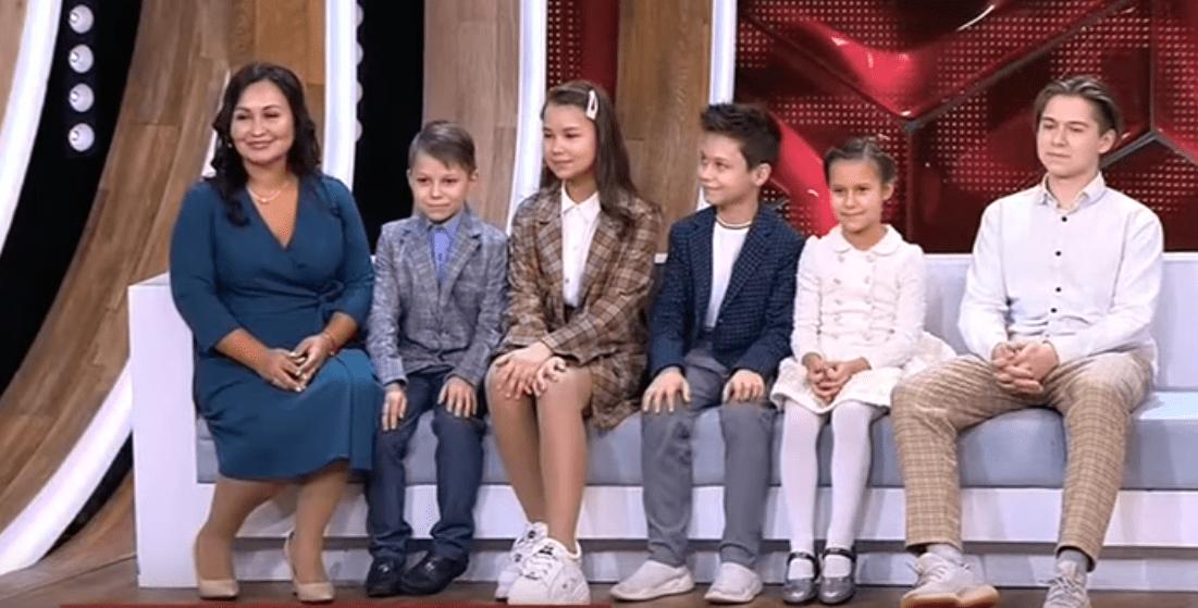Семья из Твери лидирует в конкурсе Андрея Малахова