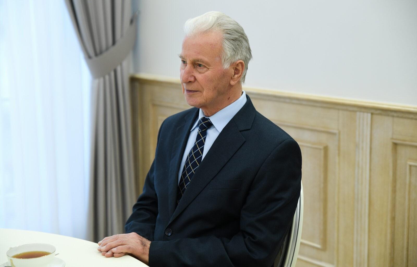 Владимир Суслов: Мне понравился сегодняшний доклад губернатора
