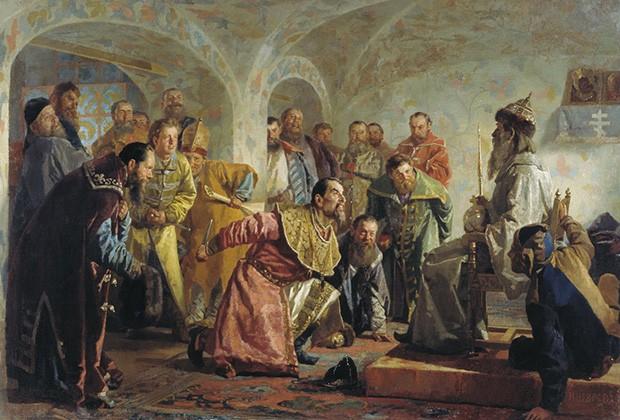 Как любимый опричник Ивана Грозного чуть не погиб под Торжком