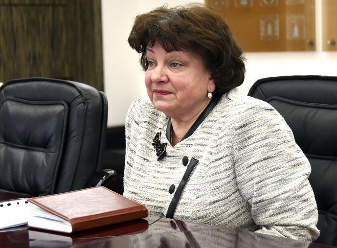 Лариса Щербакова: Губернатор узнает о пожеланиях ветеранов из первых рук