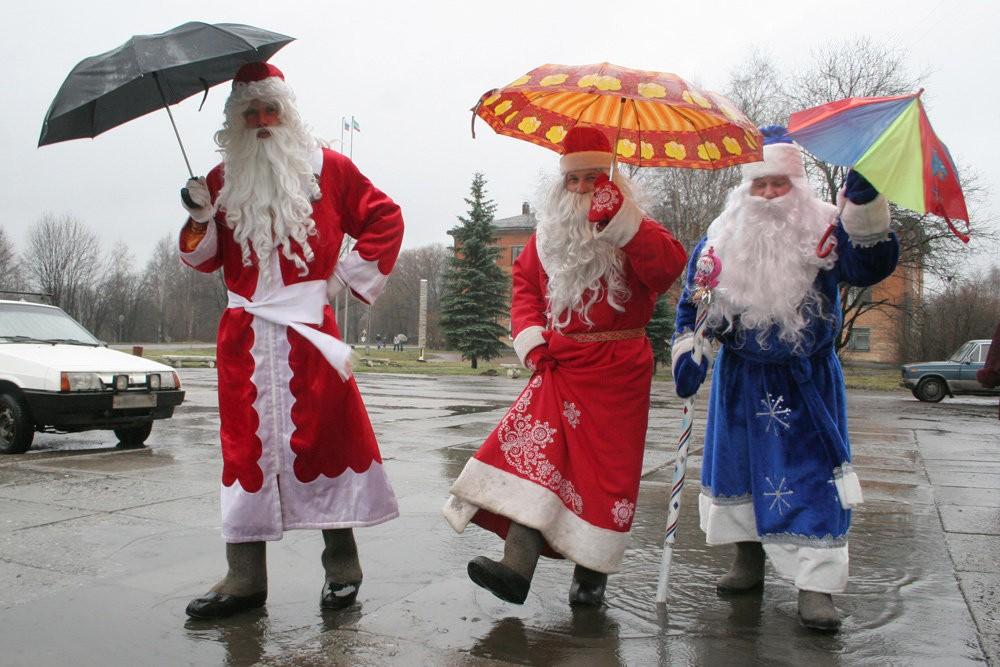 Синоптики опять передумали насчёт Нового года в Твери