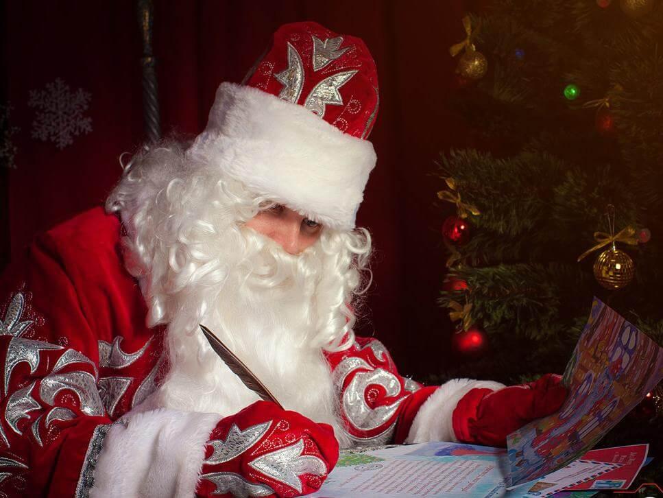 В Горсаду Твери дети напишут письма Деду Морозу