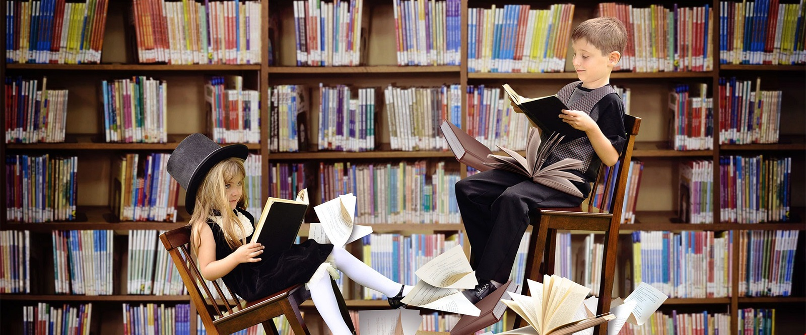 Тверская библиотека имени Герцена приглашает к себе детвору