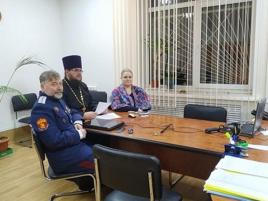 В Тверской области прошла видеоконференция духовников
