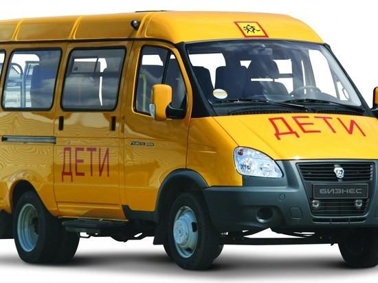 В Оленино появится школьный автобус
