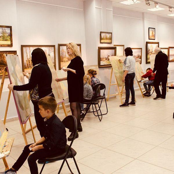 В тверском музее научат рисовать пастелью