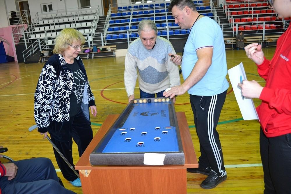 В Тверской области люди с ограниченными возможностями соревновались в кульбутто и новус