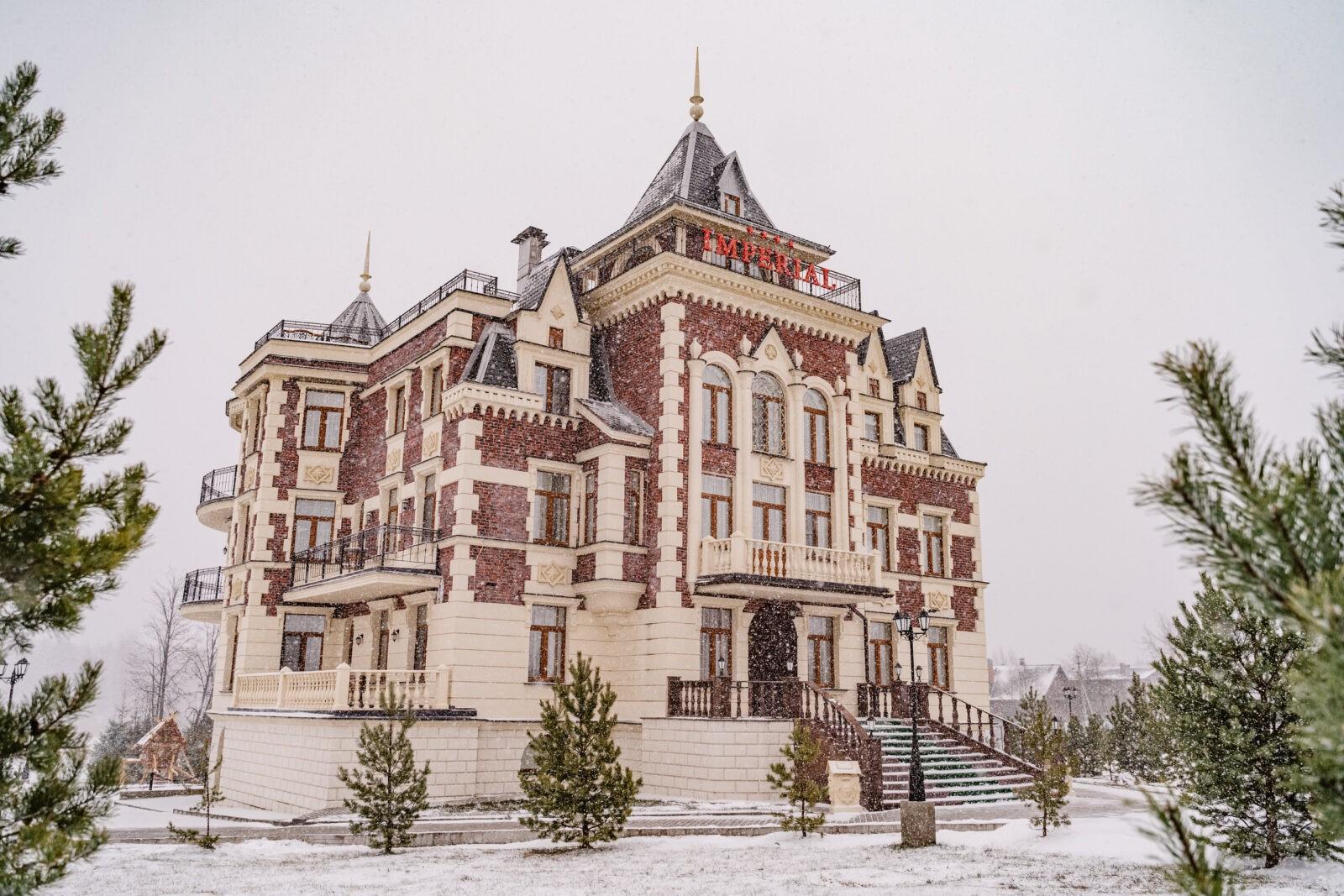 Замок «Империал» в Ольгино — отдых на любой вкус