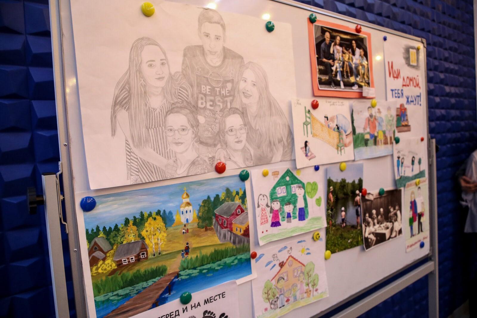 На конкурс «Главное в жизни – семья!» поступило более 450 работ от школьников Тверской области
