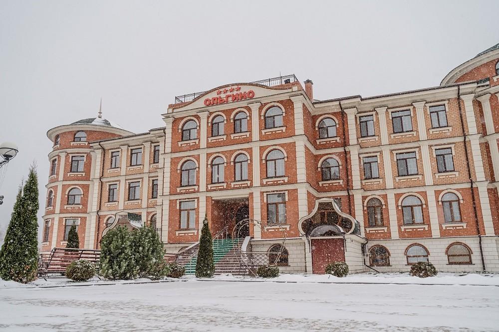 Загородный комплекс «Ольгино» предлагает каждому оказаться в настоящей новогодней сказке