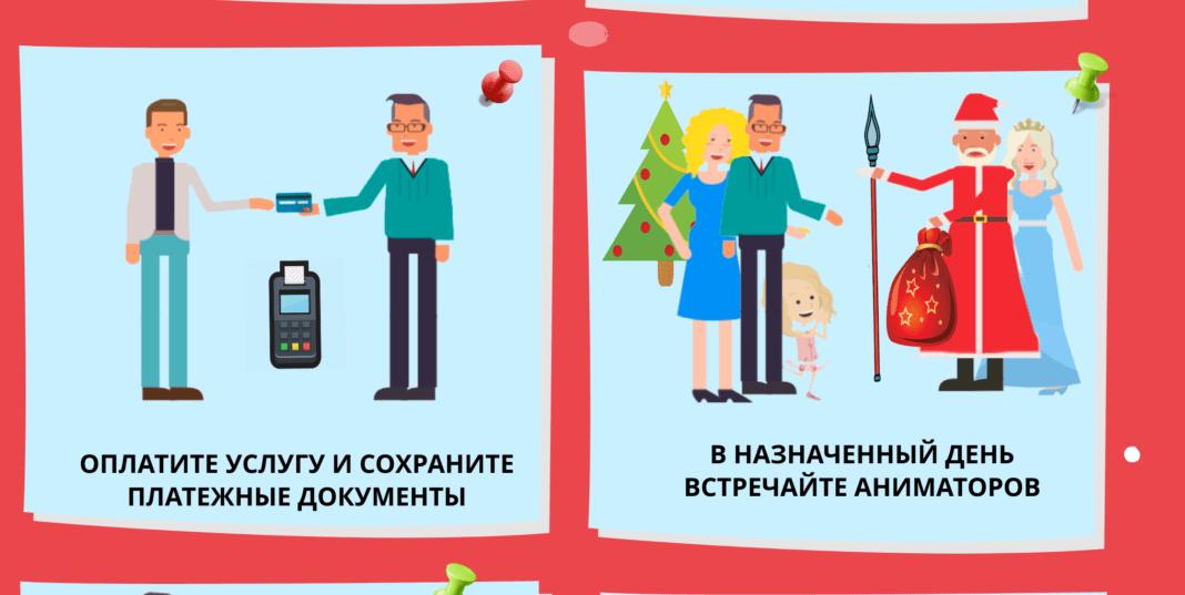 Как выбрать хорошего аниматора на новогодний праздник в Твери