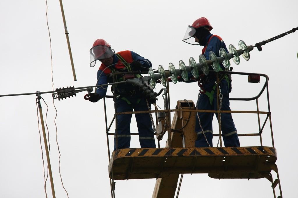 Жители деревни Еремково поблагодарили энергетиков Тверьэнерго