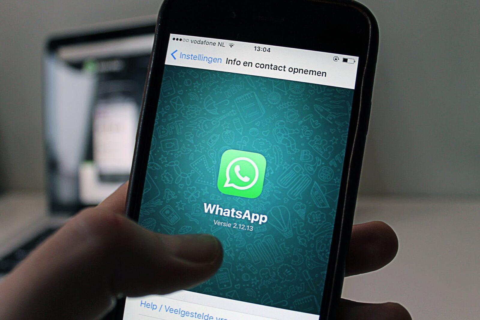 Смартфоны в Тверской области не смогут поддерживать  WhatsApp