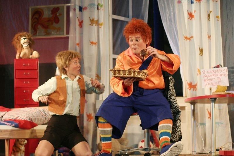 В Драмтеатре города Твери покажут детский спектакль