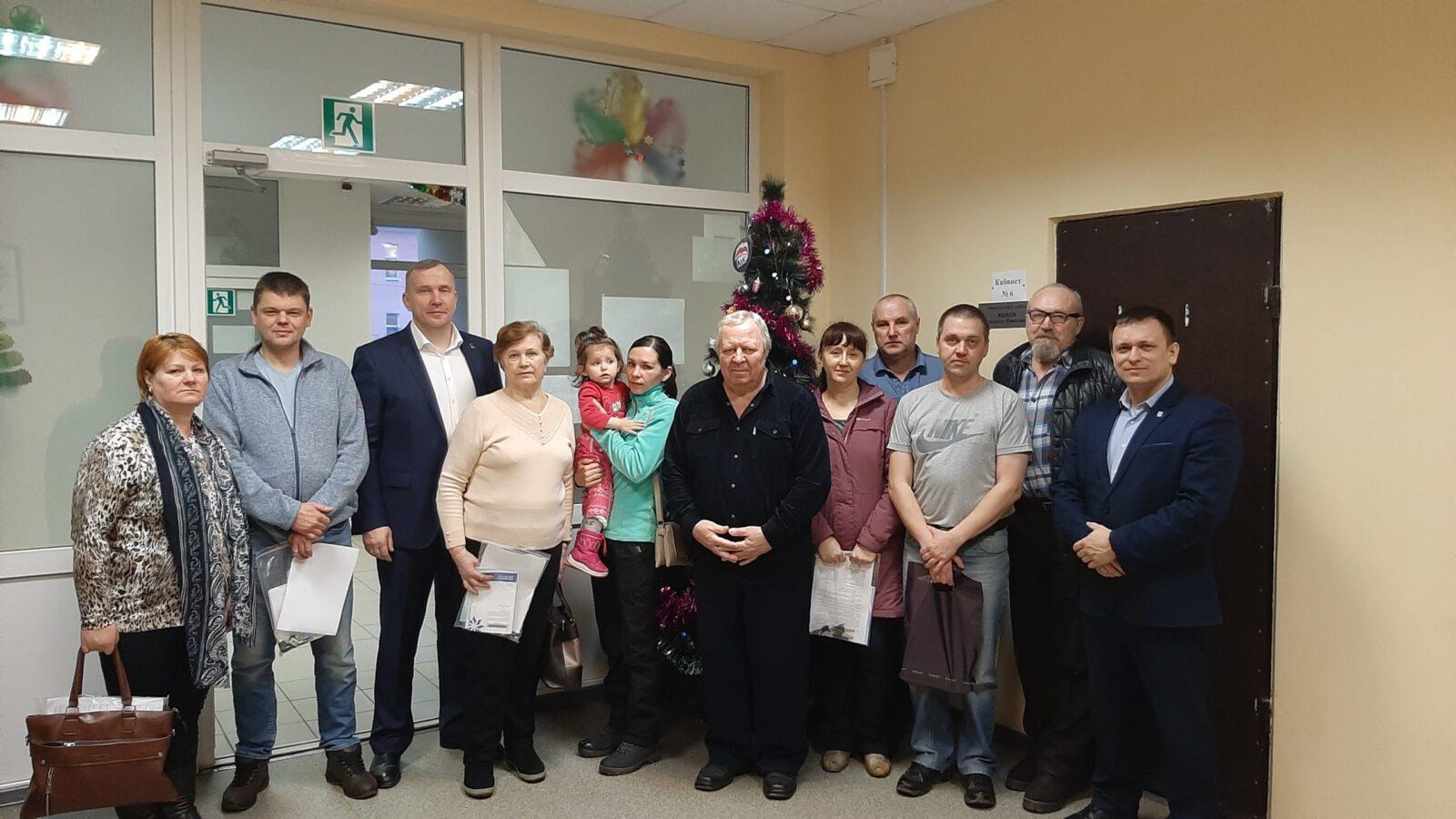 Жители Ржева, Торопца и Редкино Тверской области встретят  2020 год в новых квартирах