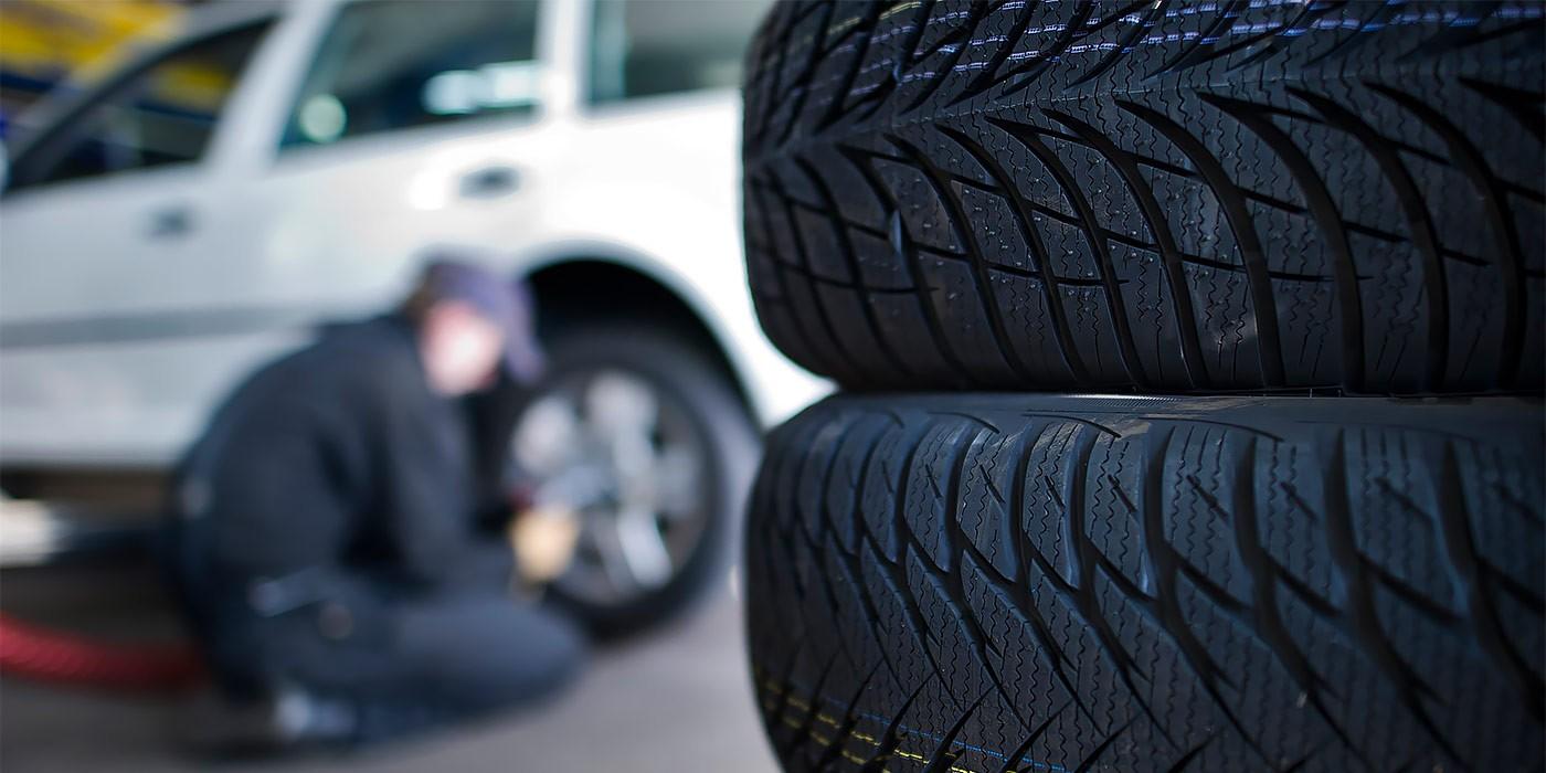Тверских водителей собираются штрафовать за летние шины