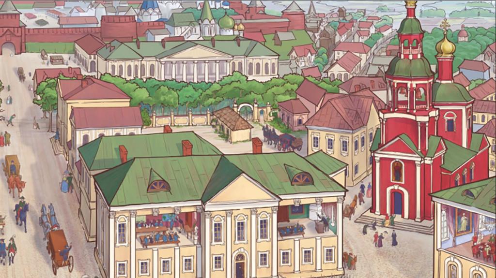 Жителей Твери приглашают на презентацию детской книги о жизни русского города