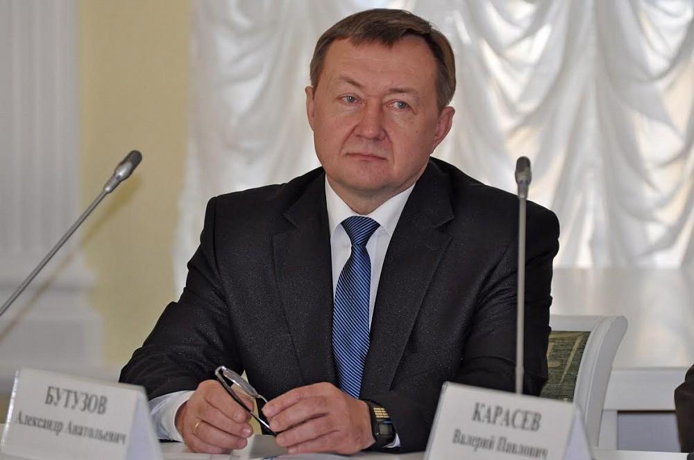 Александр Бутузов: «Наша верность Победе и ветеранам остается неизменной»