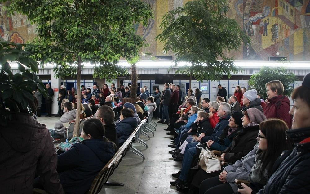 На железнодорожном вокзале в Твери пройдёт памятный концерт