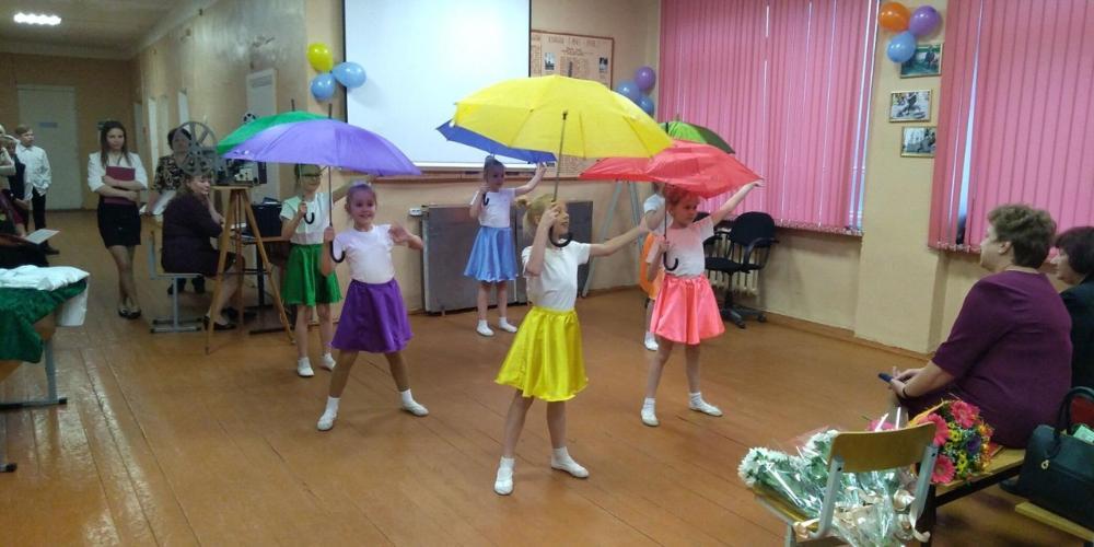 Школа в Тверской области отметила 150-летие