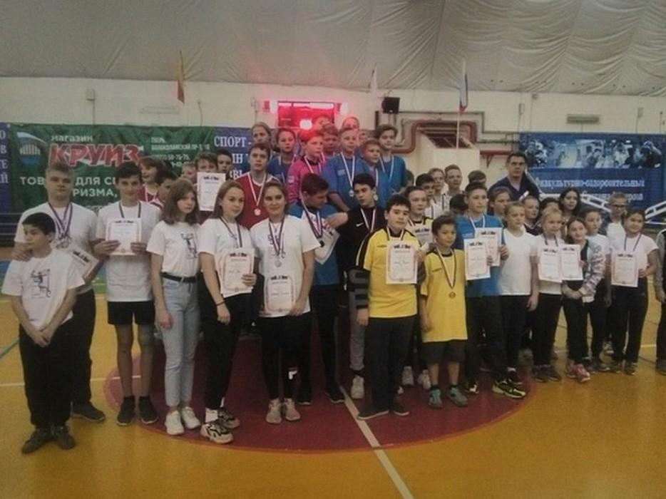 Спортсмены из Вышневолоцкого района приняли участие в духовно-спортивном фестивале