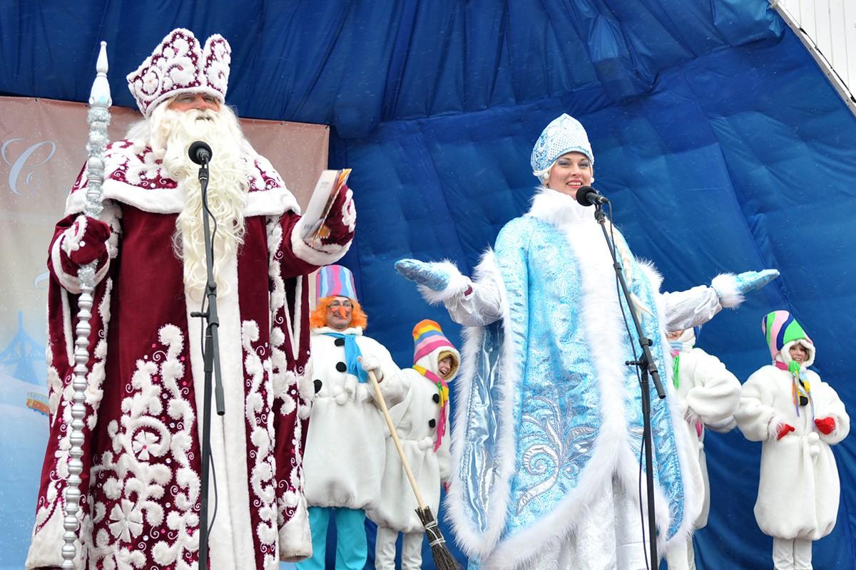В Твери появится главный зимний волшебник