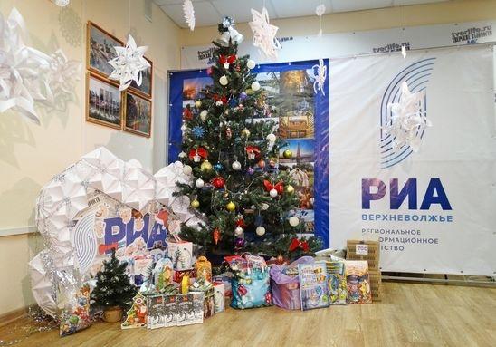 В Твери самые большие многодетные семьи получат в подарок новогоднюю фотосессию
