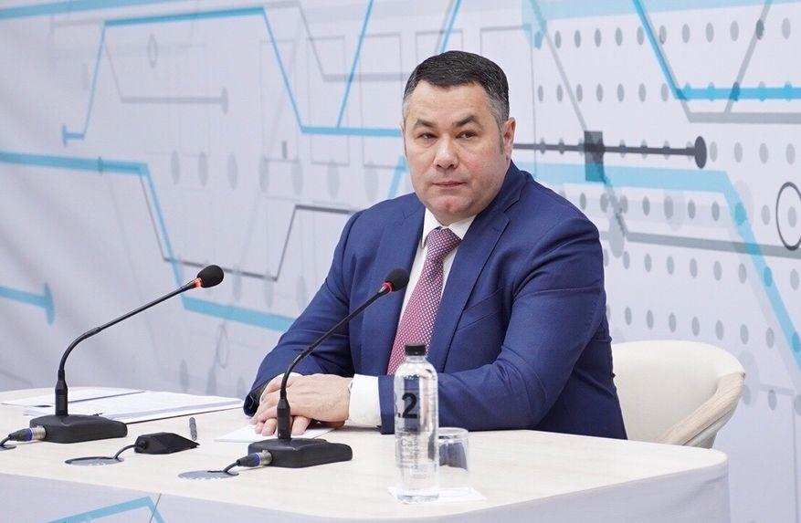 Игорь Руденя провел двухчасовую ежегодную пресс-конференцию