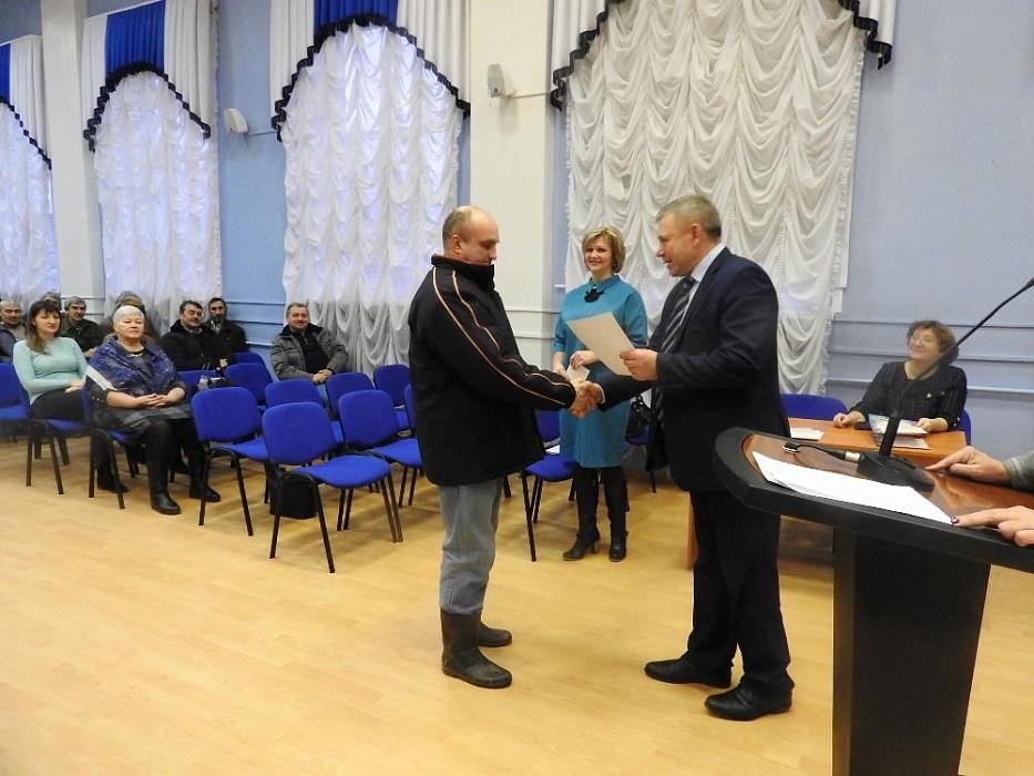 В Калязинском районе поздравили энергетиков