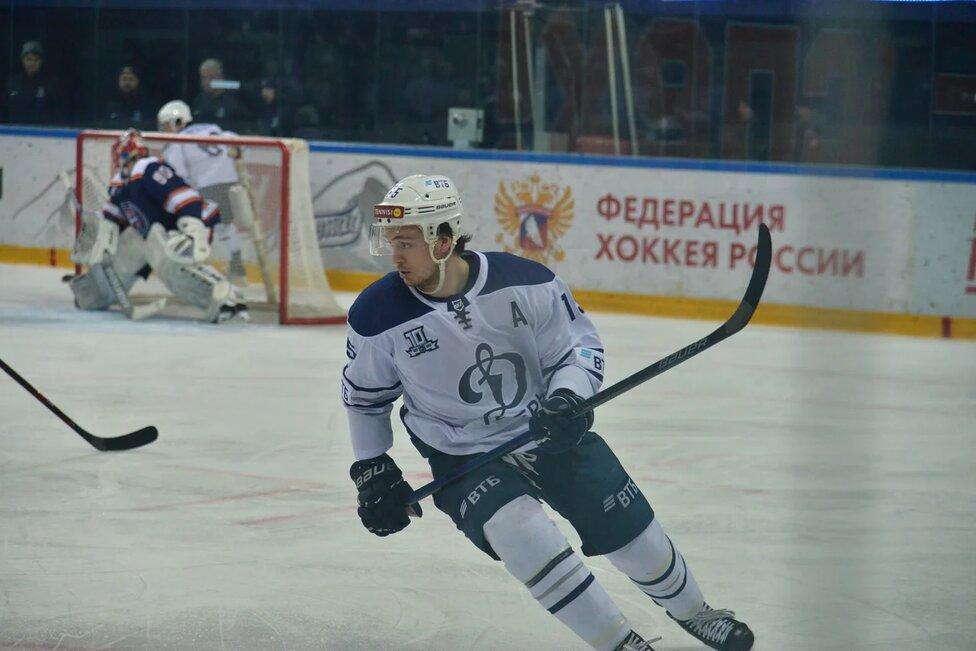 Тверское «Динамо» завершило год победным матчем