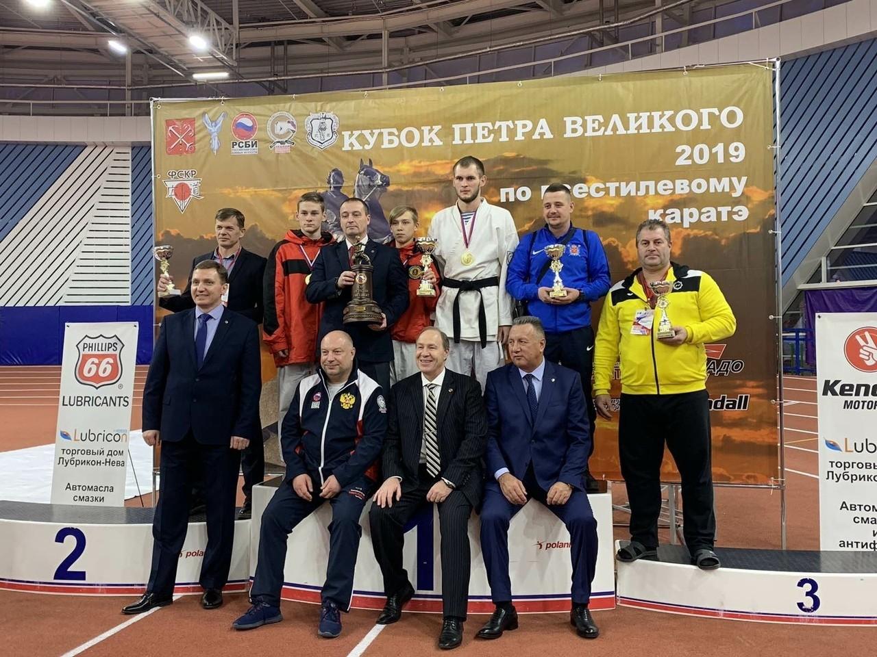 Борцы Тверской области забрали почти все золото Всероссийских сореанований