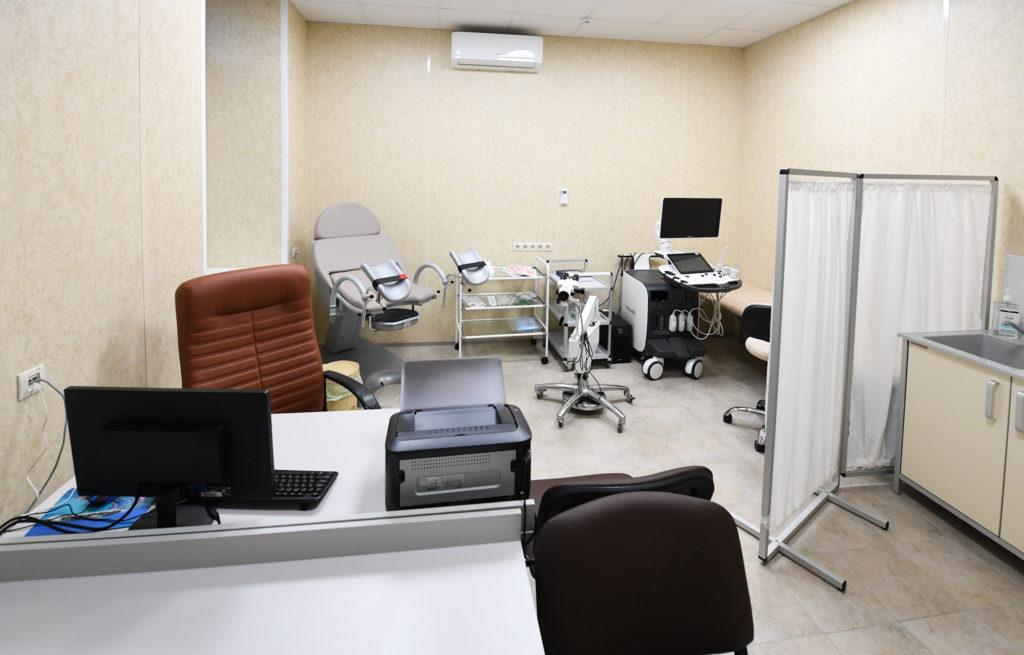 В Твери открыли бесплатный медицинский центр «Белая роза»