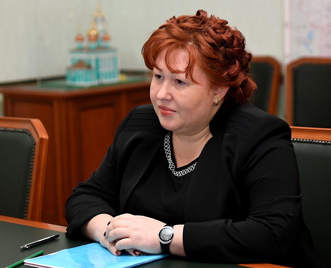 Ирина Миронова: Хорошие дороги помогут поднять село
