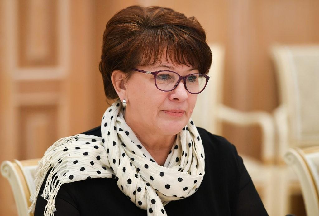 Наталья Рощина избрана главой Вышневолоцкого городского округа