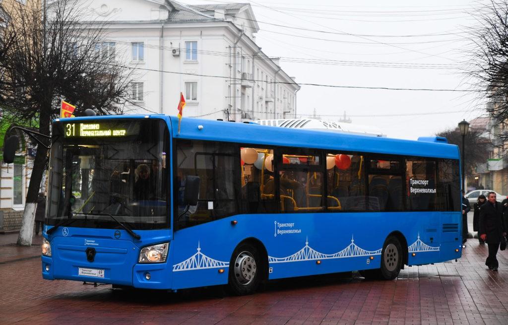 Стало известно, кто будет возить пассажиров по автобусным маршрутам Твери и Калининского района