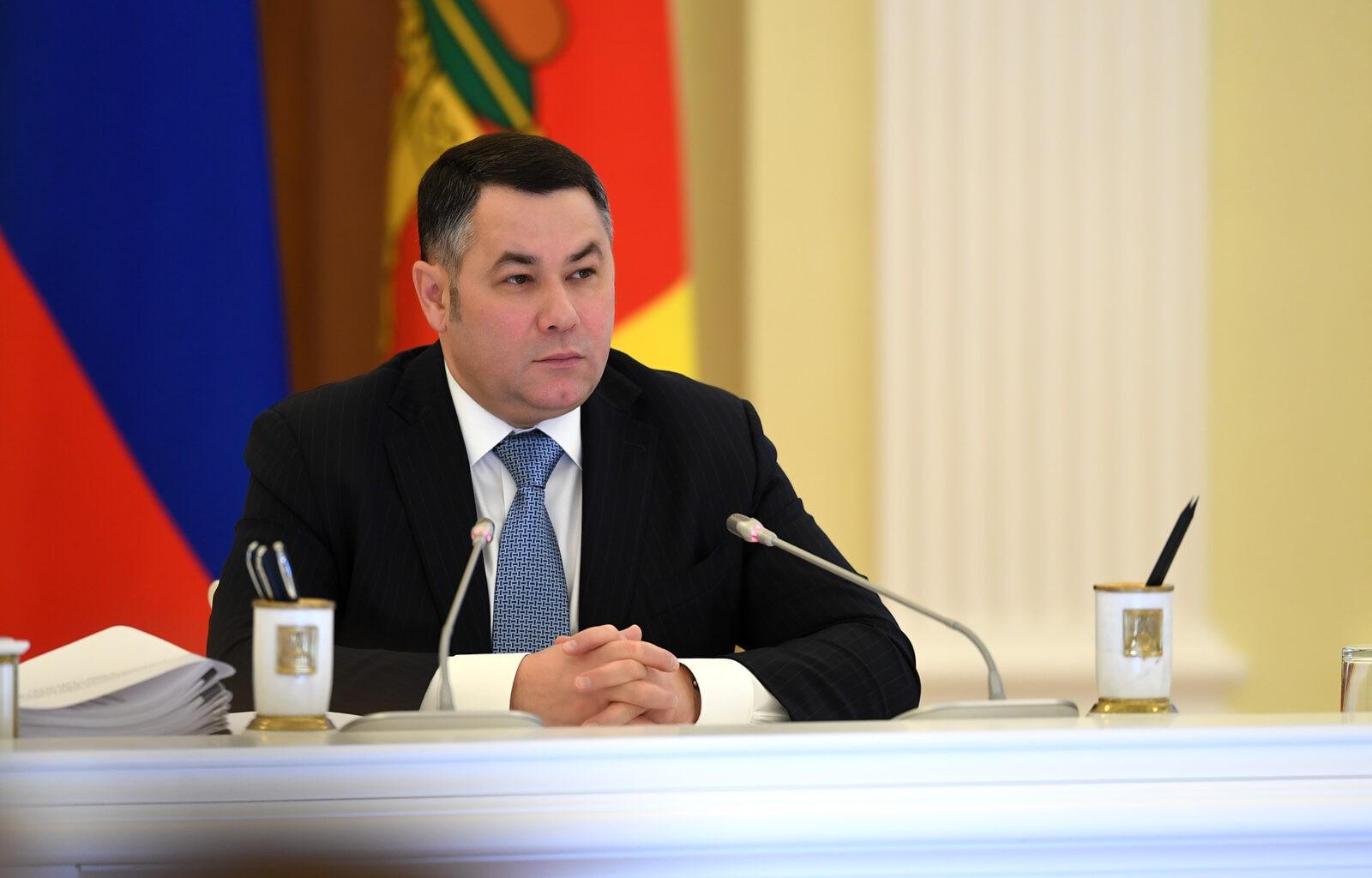 За три года в Тверской области отремонтируют более 1800 километров дорог