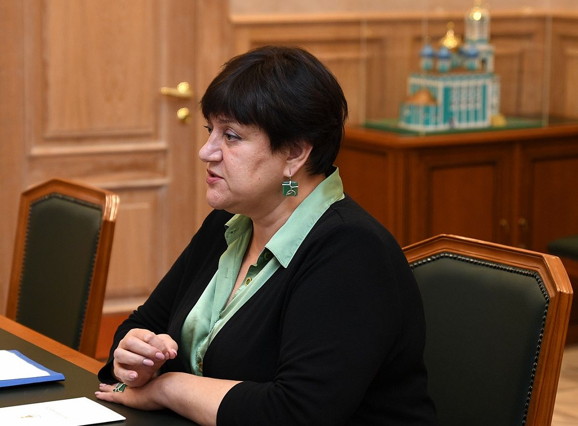 Наталья Виноградова: Газификация идет полным ходом