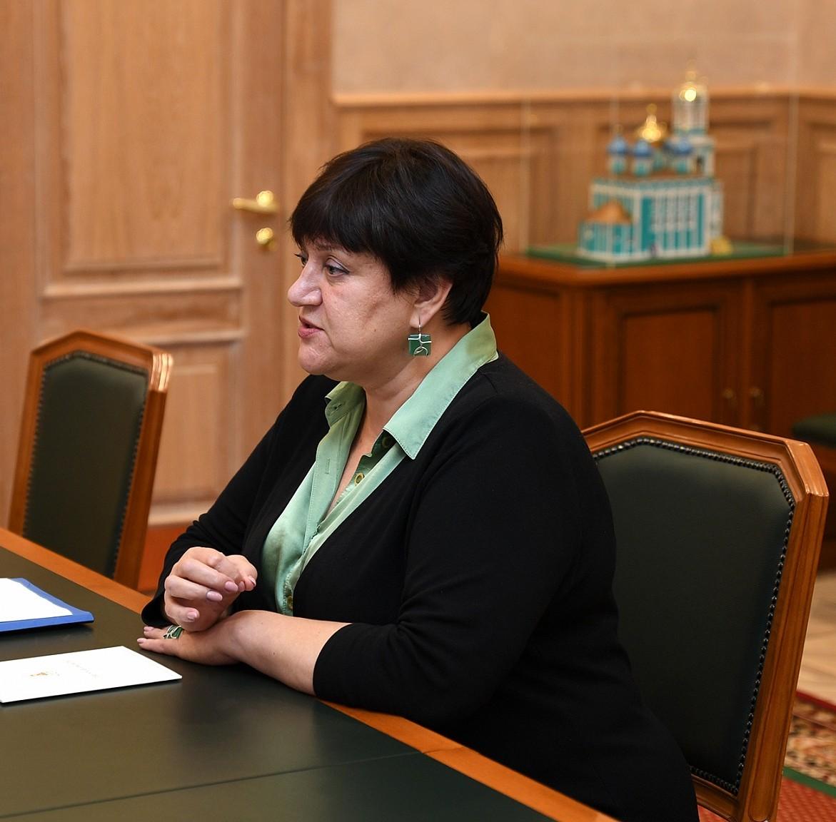 Наталья Виноградова: Задача такая: по светофору у каждой школы