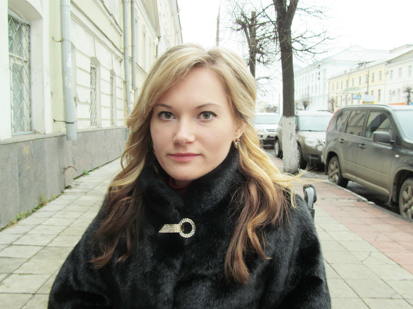 Светлана Козлова: Тверские тротуары тоже нуждаются в ремонте