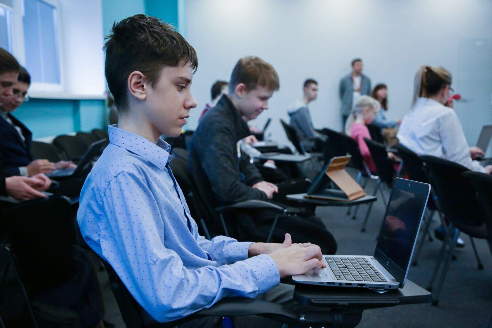 Дети-программисты из Твери вышли на мировой уровень