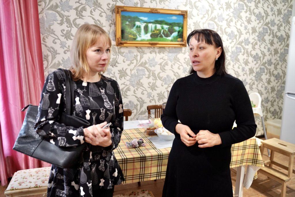 РИА «Верхневолжье» поздравило с Новым годом многодетную семью Молчановых из Калининского района