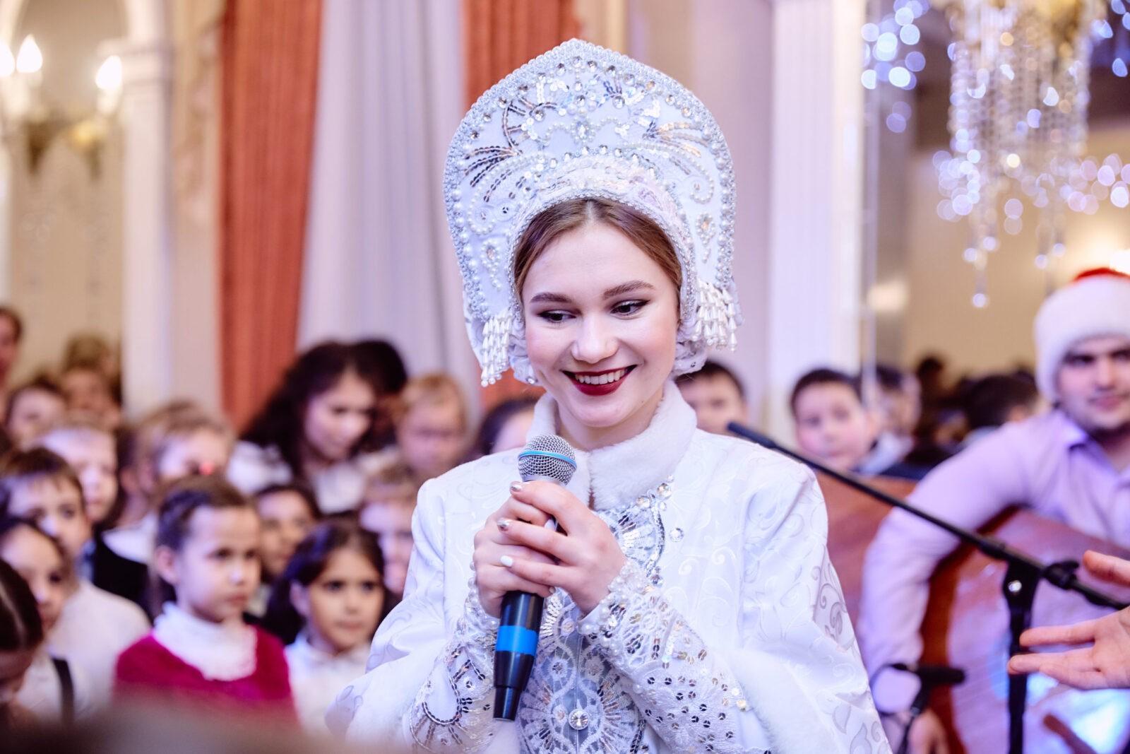 """К Новому году тверская филармония порадовала премьерой """"Морозко"""" ФОТО"""