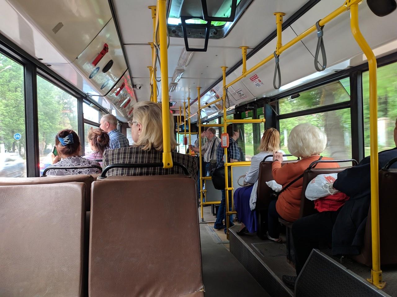 Чем будут оборудованы новые автобусы в Твери