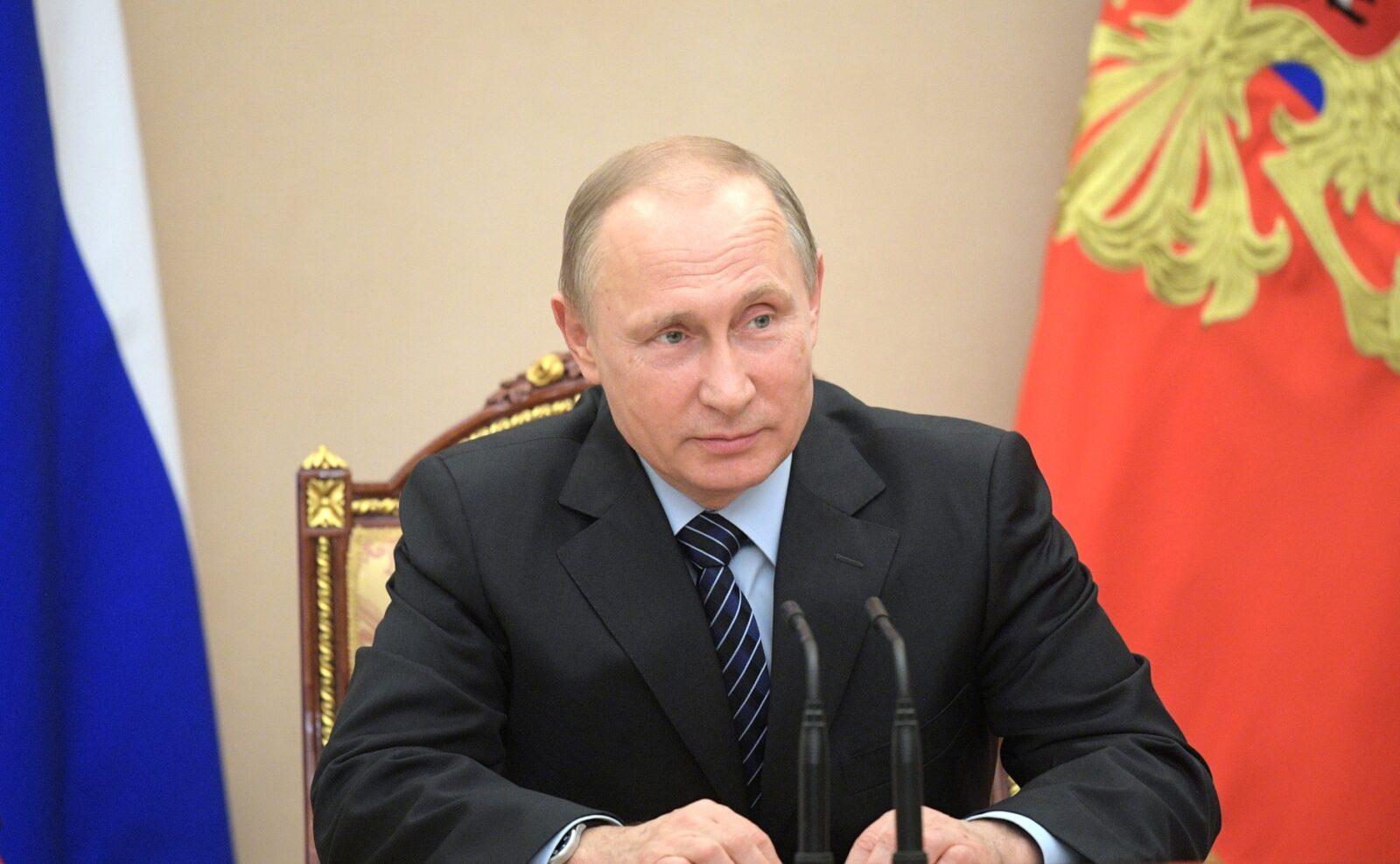 20 лет с Путиным: хроника визитов президента в Тверскую область