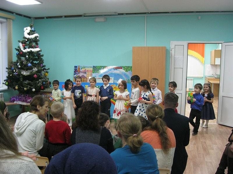 В селе Рождествено Калининского района открылась новая дошкольная группа