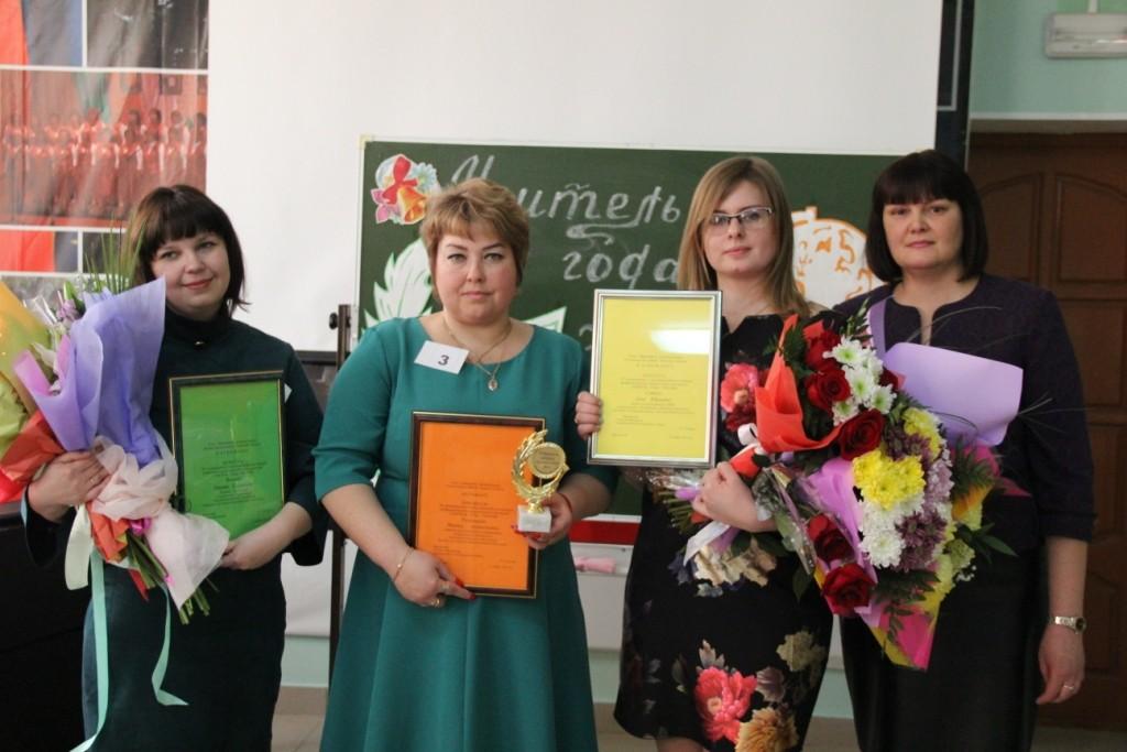 В Кесовогорском районе выбрали лучшего педагога