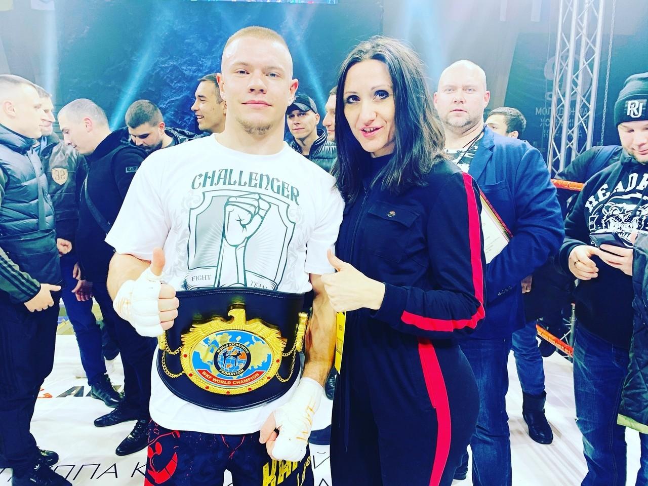 Боец из Тверской области Александр Малафеев стал чемпионом мира